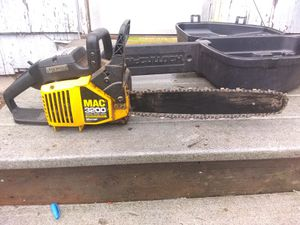 RARE McColloch Chainsaw for Sale in Everett, WA