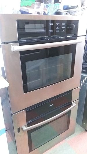 Bosch Stainless Double Oven Stainless for Sale in Corona, CA