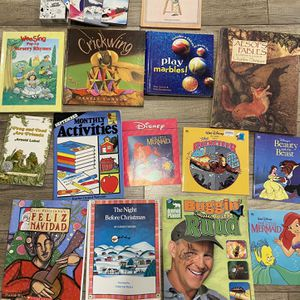 A little of kids story books asking $8 for Sale in Walnut, CA
