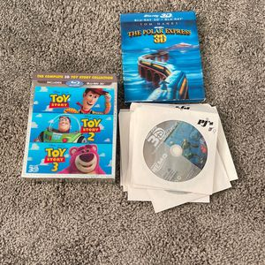 3D Movies for Sale in Justice, IL