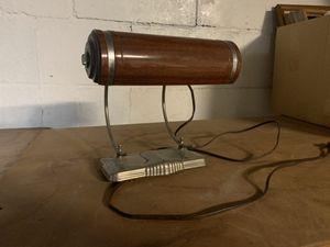 Art Deco desk lamp vintage for Sale in Columbus, OH