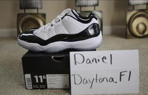 Jordan Low 11's Concord for Sale in Orlando, FL