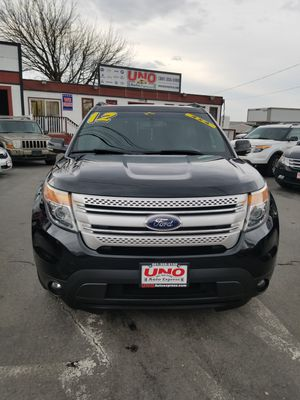 2012 Ford Explorer XLT for Sale in MONTGOMRY VLG, MD