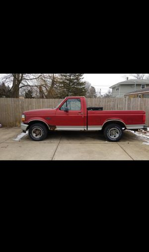 1995 FORD F150 for Sale in Roselle, IL