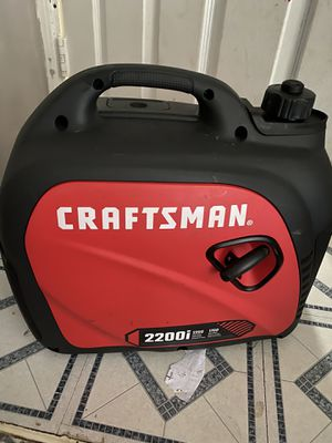 Craftsman generator for Sale in Chamblee, GA