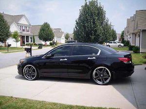 Black Sedan Honda Accord for Sale in Orlando, FL
