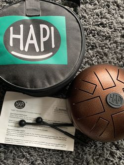 Hapi Mini Tongue Drum- D Akebono for Sale in Tacoma,  WA