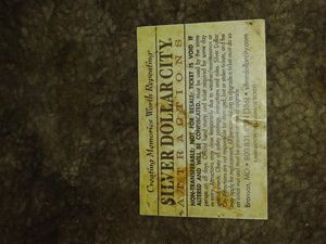 Silver Dollar City attractions ticket for Sale in Wichita, KS