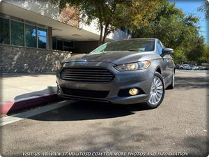 2013 Ford Fusion for Sale in National City, CA