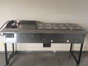 Used taco cart propane. for Sale in Phoenix, AZ