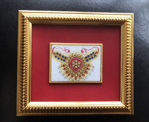 """Brand new 8.5 x 7.5"""" photo frame for Sale in Silver Spring, MD"""