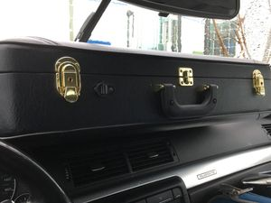Vinyl Alto Saxophone Case with scrap for Sale in Fredericksburg, VA