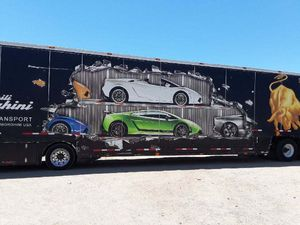 KENTUCKY 53' (6 cars) enclosed trailer for Sale in Blue Island, IL