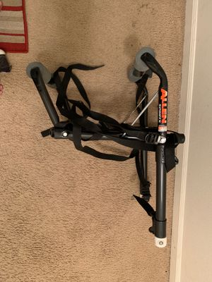 Allen bike rack . Fits sedan like civic , corolla etc for Sale in Okemos, MI