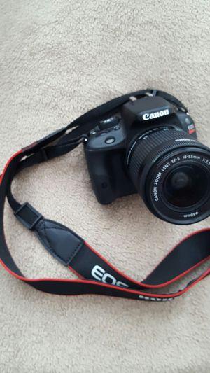 Canon EOS rebel camera for Sale in Houston, TX