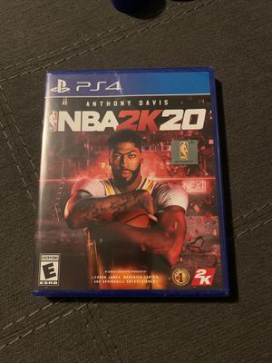 NBA 2K20 (ps4) for Sale in New York, NY