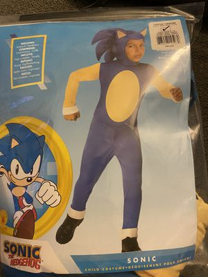 Sonic costume for Sale in Hayward, CA