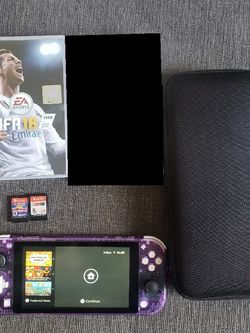Nintendo switch Lite With 3 Games And A Controller for Sale in Oceanside,  CA
