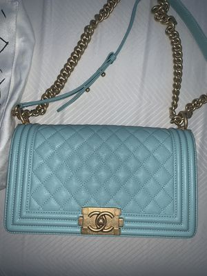 Chanel bag le boy for Sale in Miami, FL