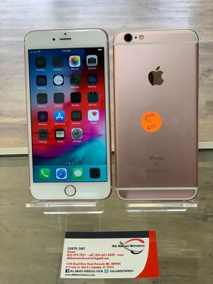 UNLOCKED IPHONE 6S PLUS 32GB for Sale in Columbia, SC