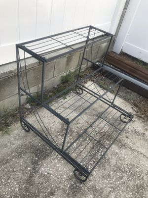 Plant stand shelf for Sale in Tampa, FL