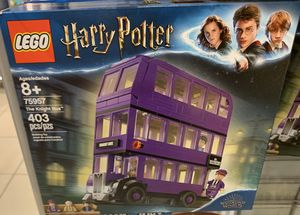 Harry Potter LEGO the knight bus for Sale in Freeport, NY