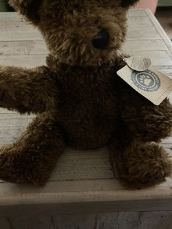 Boyds Bears The Artisan Series Stuffed Brown Bear W/ Tags Collectible for Sale in Peyton,  CO