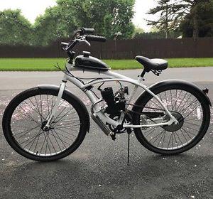 Motorized 66cc Engine & Cruiser Bicycle for Sale in Washington, DC