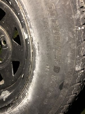 Trailer Rim & Tire for Sale in Miami, FL