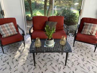 Red Patio Set for Sale in Billerica,  MA