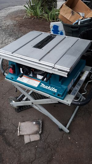 Makita Table Saw for Sale in Woodinville, WA