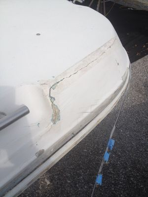 Mobile Repair service for fiberglass/gel coat work for Sale in Crownsville, MD
