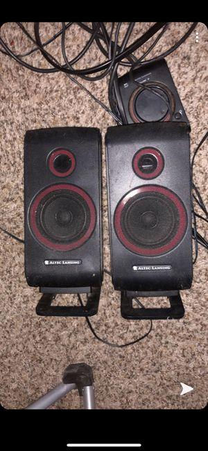 Altec Lansing Speaker/ base system for Sale in Pasco, WA