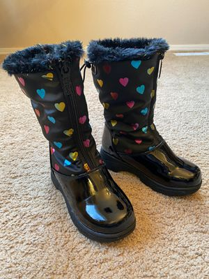 Snow boots toddler size 11 for Sale in Edmonds, WA