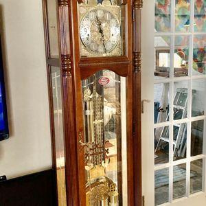 Howard Miller Grandfather Clock for Sale in Alexandria, VA
