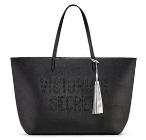 NWT Victoria Secret black tote bag for Sale in San Diego, CA