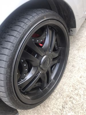 20 rims for Sale in Atlanta, GA