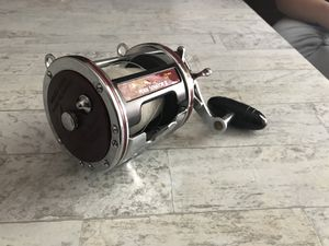 Penn senator fishing reel for Sale in Las Vegas, NV