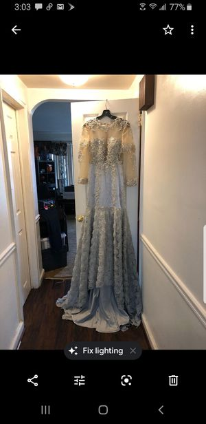 Evening gown for Sale in Mount Ephraim, NJ