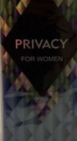 Privacy Women French Eau de Parfum EDP Perfume Spray MADE IN FRANCE/French! Full Size 3.4 oz NIB New in Cellophane Wrapped Box! for Sale in San Diego,  CA
