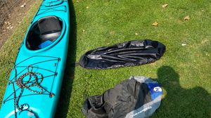 17 foot Necky Looksha sea kayak for Sale in UPPER ARLNGTN, OH