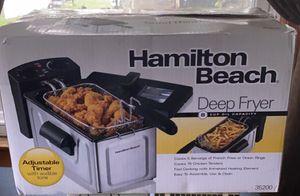 Hamilton Beach Deep Fryer for Sale in LaGrange, IN
