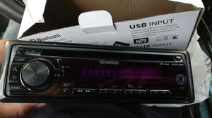 Kenwood Kdc152 headunit for Sale in Miami, FL