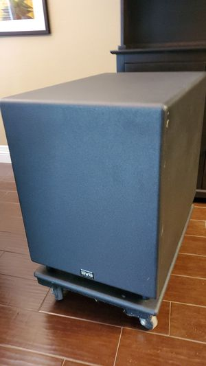 SVS Subwoofer PB12-ISD/2 for Sale in Fresno, CA