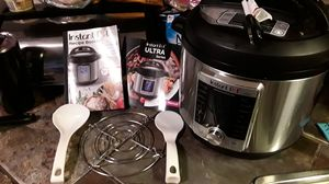 Instant pot ultra series for Sale in Wheat Ridge, CO