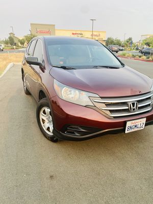 Honda Crv-LX 2012 low miles for Sale in Lodi, CA