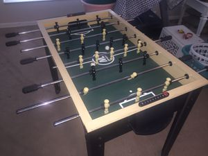 MD Sports Foosball table for Sale in St. Petersburg, FL