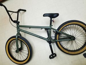 Mongoose Legion L100 Street BMX 21 inch toptube for Sale in Tacoma, WA
