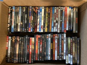 Lot of 196 dvds! (Few blu rays mixed in) for Sale in Portland, OR