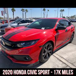 2020 Honda Civic Sport for Sale in Las Vegas,  NV